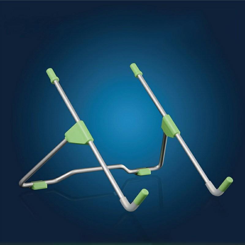 Adjustable Folding Holder Laptop Stand Support Holder - Green