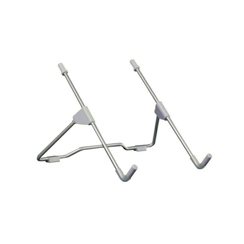 Adjustable Folding Holder Laptop Stand Support Holder - Grey