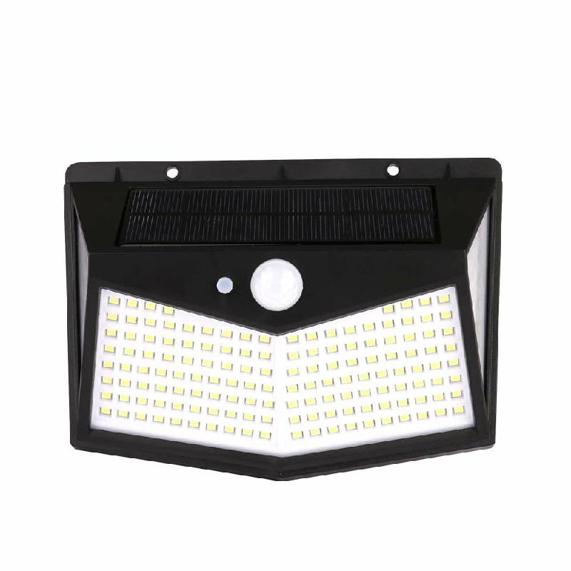 212 LED Solar Power PIR Motion Sensor Security Lamp Outdoor Garden Wall Lights