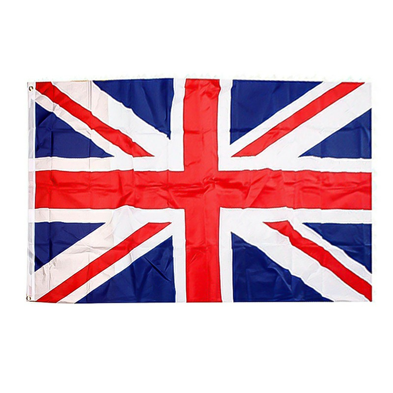 90x150cm Large Polyester Fabric Union Jack Flag Great Britain Flag