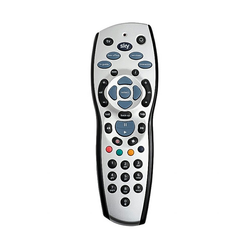 New Sky + Plus HD REV 9f Remote Control Genuine Replacement Remote Control
