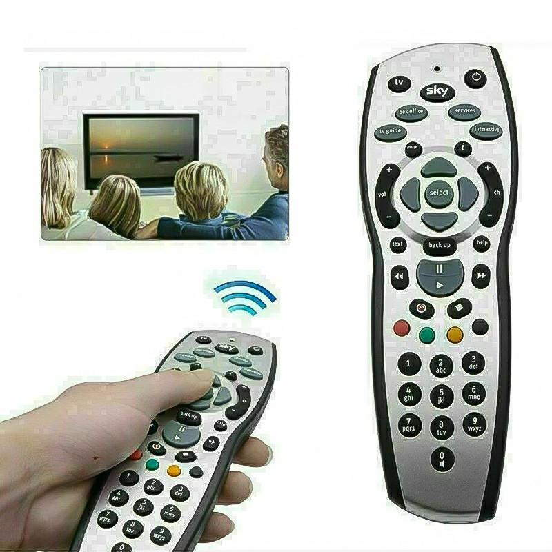 New Sky + Plus HD REV 9f Remote Control Genuine Replacement Remote Control