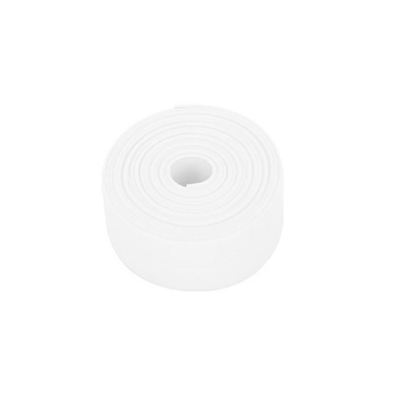 3.8CM x 10M Caulk Strip Bathroom Kitchen Sealant Tape for Edge Sink Wall