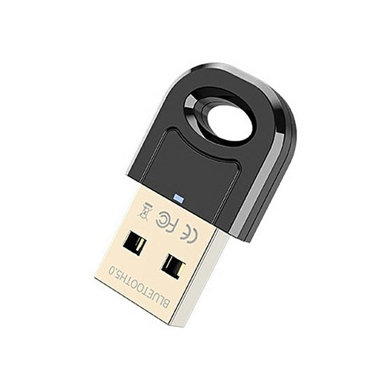 USB Bluetooth 5.0 Adapter for PC Win10/8.1/8/7/XP/Vista